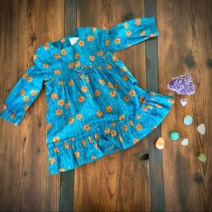 Adorable Dress with Bloomers